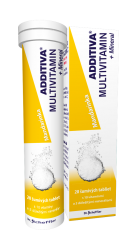 Additiva multivitamín + Additiva mandarínka
