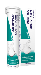 Additiva Multivitamin + Mineral Mango šumivé tablety